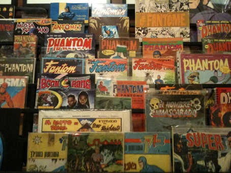 Collector Interview – Jermayn Parker