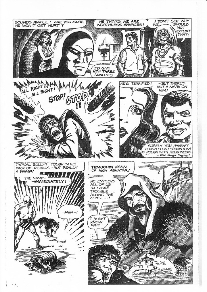 1991 submission from Shane Foley to Frew - page 3