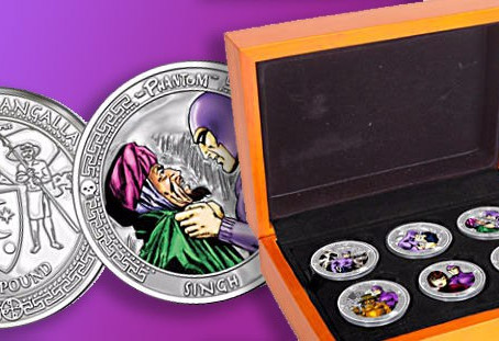 UPDATED: Bradford Releasing Phantom Coin Collection