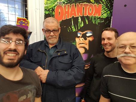 Coming Soon: A Phantom Board Game!