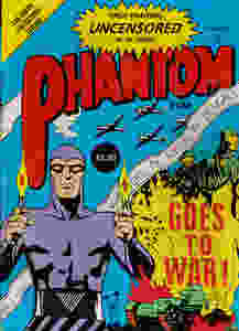 Frew #910A - The Phantom Goes to War