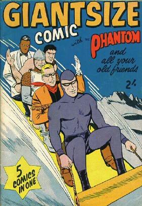 Giant Size Phantom #2 - June 1957