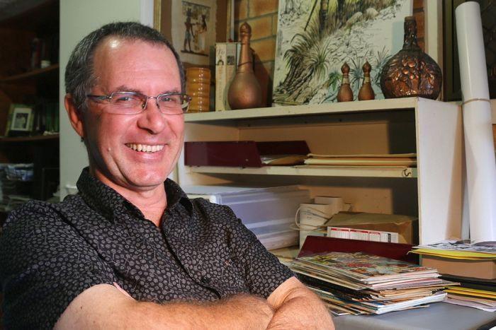 Shane Foley (image courtesy ABC)