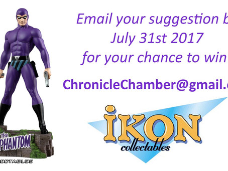 Ikon Collectables Still Wants YOU!