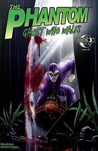 2009 - Moonstone The Phantom: Ghost Who Walks #3B