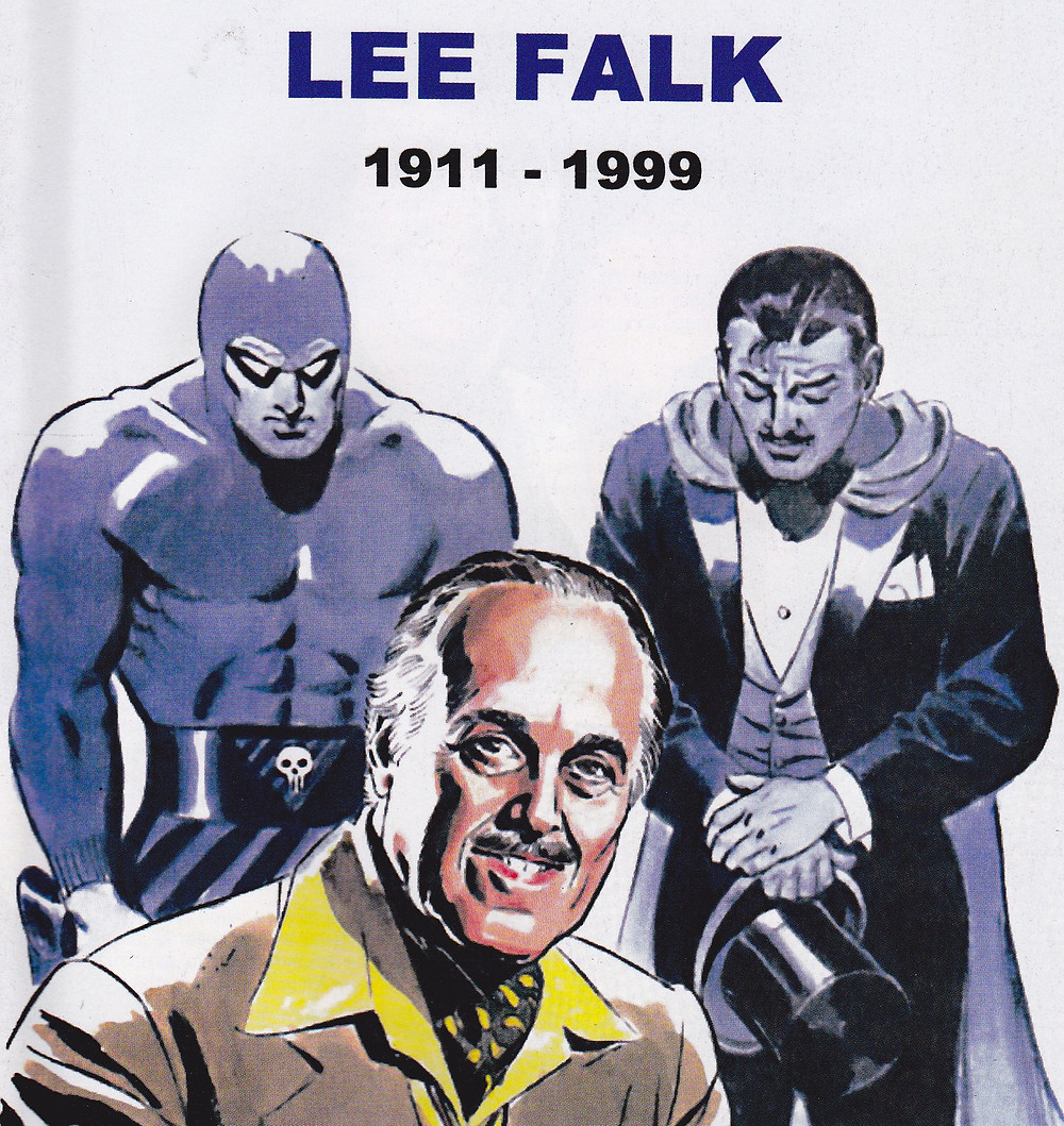 Sy's tribute to Lee Falk (1999)