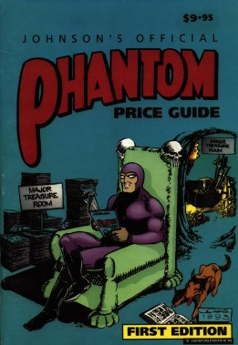1993 Johnson's Official Phantom Price Guide, 1st Edition