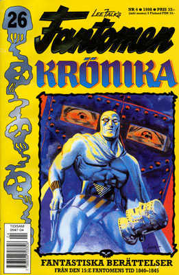 1998 Fantomen Kronika (Phantom Chronicles)