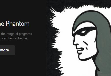 Enter The Phantom Exhibition Site