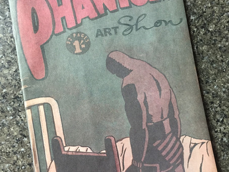 The Phantom Art Show - catalogue