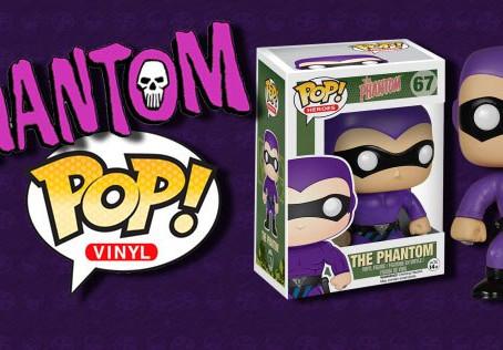 The Phantom (Finally) Goes Pop!