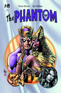 Hermes Press Phantom Comic Book Mini Series Issue #6 Cover