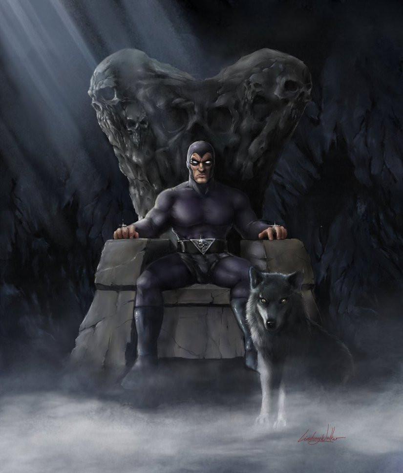 The Phantom: Skull Throne