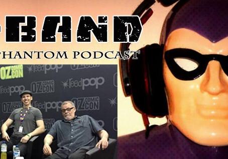 X Band: Episode #76 - Kid Phantom at Oz ComicCon