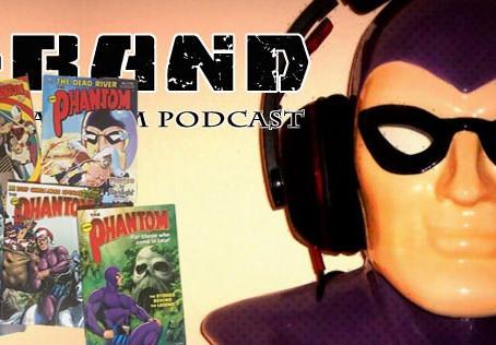 X Band: Episode #86 - December 2017 Comics and VERY BIG News