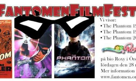 Phantom Film Festival in Sweden