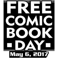 No Phantom for 2017 Free Comic Book Day