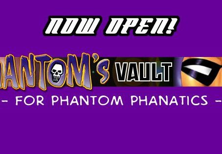 The Phantom's Vault Opens