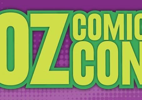 Phantom Flavour at Oz Comic Con Melbourne