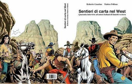 "For Allagalla - ""Sentieri di Carta nel West"""