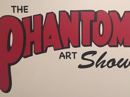 Phantom Art Show - Tweed Opening