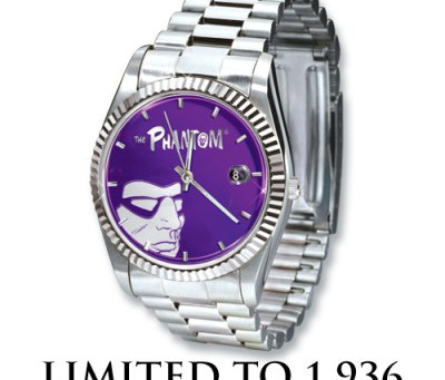 New Phantom Watch from Bradford