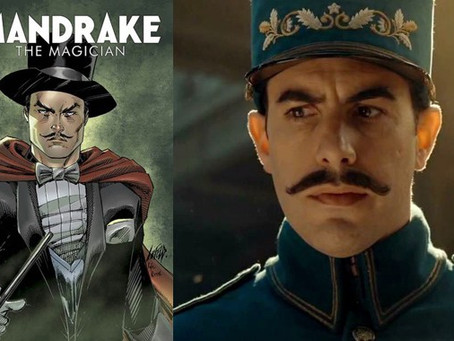 Sacha Baron Cohen to star in Mandrake the Magician film?