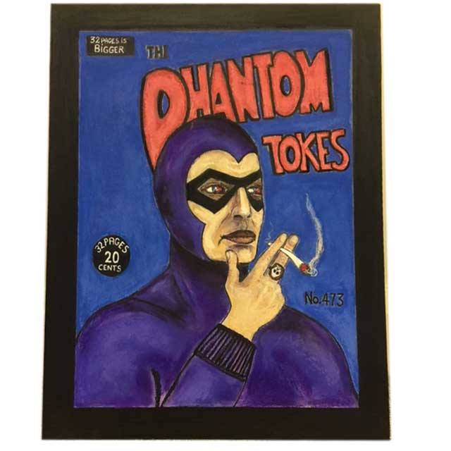 Phantom Tokes by Arnold Bergs