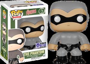 Grey Phantom Pop Vinyl released to celebrate the 80th Anniversary of the Phantom