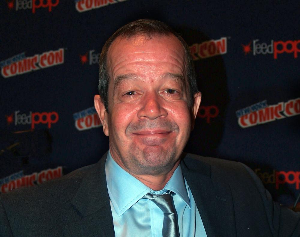 Darwyn Cooke at the 2013 New York Comic Con