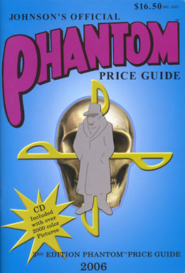 2006 Johnson's Official Phantom Price Guide, 3rd Edition