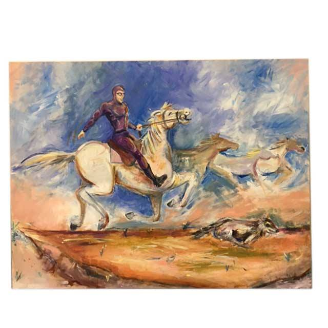 The Phantom from Snowy River, Heath Neville