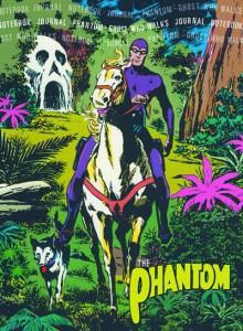 New Phantom Diary & Journal In Previews