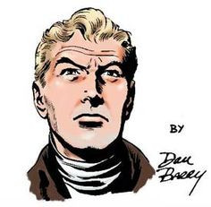 "Dan Barry's ""Flash Gordon"""