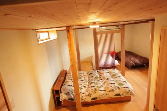 Second bedroom & children's room