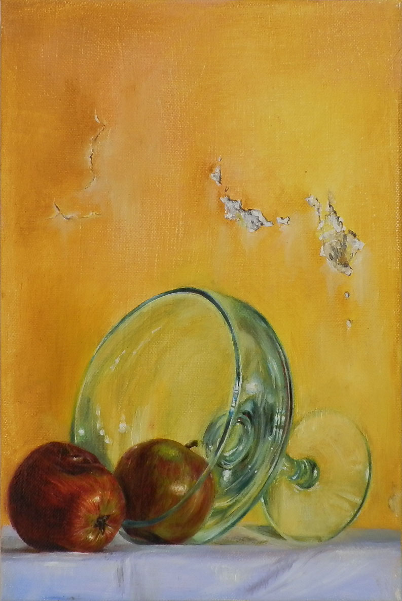 Glass and Fruit II