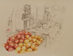 Pomegrenade Juice II