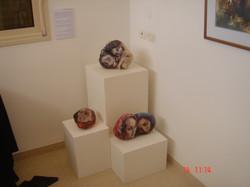 Exhibition in Tal Gallery, K.Vradim