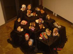 Iranian women on display I