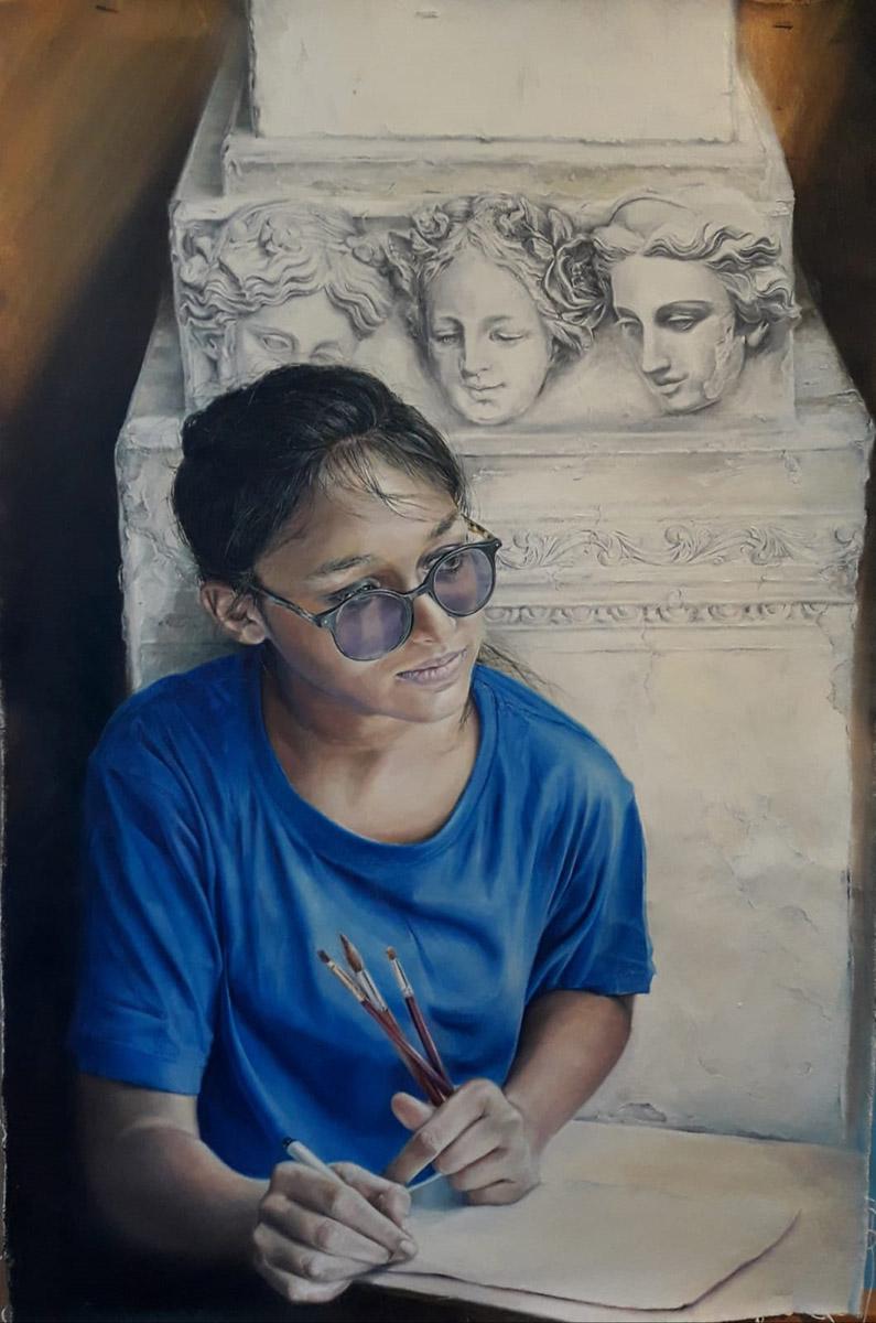The Art Student