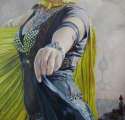 Salome (detail)