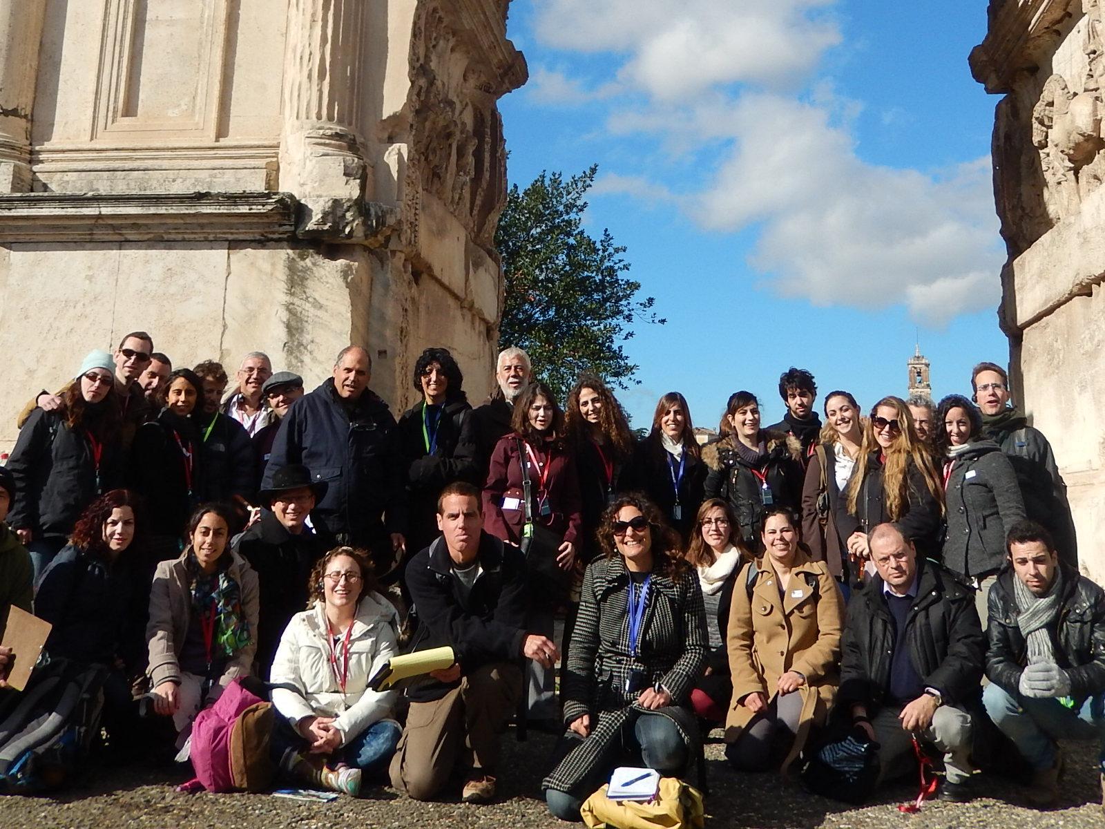 Art seminar in Rome