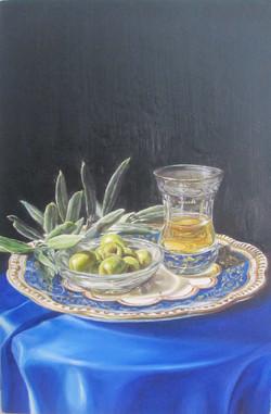 Seven Species (olives)