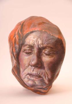 Woman in Orange II