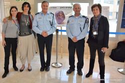 Insp.General Danino opens exhibition