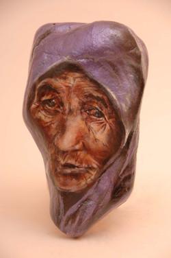 Woman in Purple II