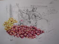Pomegrenade Juice I