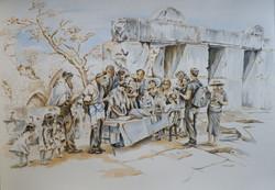 Bar Mitzva at the Western Wall