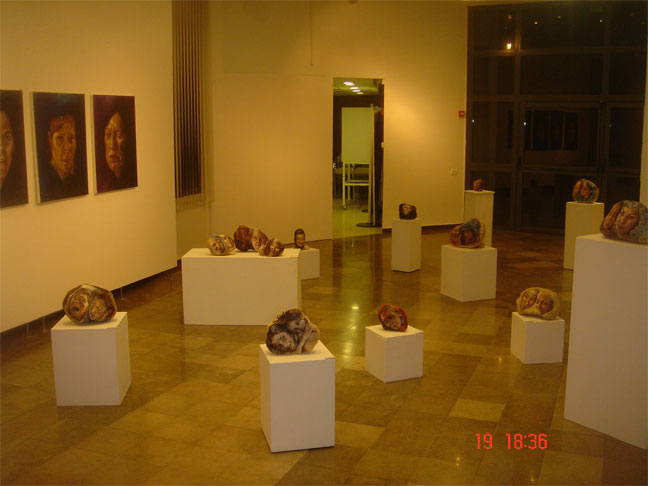 Biblical women on display II