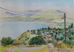 Golan journal 2020- Ramot